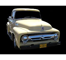 1956 Ford Pickup Photographic Print