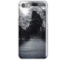 Perspective - Pathway iPhone Case/Skin