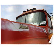 Mack Truck Poster