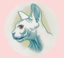 Sphynx cat #01 One Piece - Short Sleeve