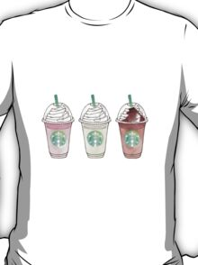 Cute Starbucks Drinks T-Shirt