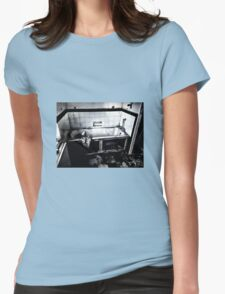 Decay Womens Fitted T-Shirt