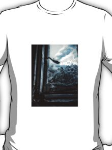 Perspective - Peeping T-Shirt