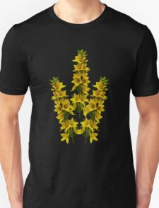 Dotted Yellow Loostrife, Muckross Head, Donegal Unisex T-Shirt