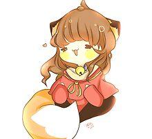 Little Fox Keii by Keiiros
