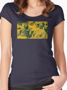 """The Big Lebowski 1"" Women's Fitted Scoop T-Shirt"