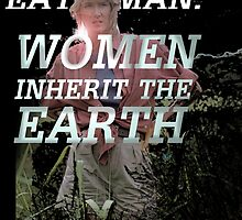 "Jurassic Park - ""Dinosaurs eat Man. Woman inherits the Earth"" by 65MYA"