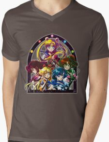 Sailor Moon S (Universe edit.) Mens V-Neck T-Shirt