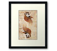 Wild Child Framed Print