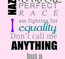#Feminist by margaretmasucci