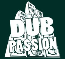 DUB PASSION WHITE  by Indayahlove