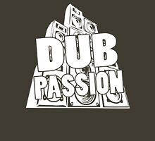 DUB PASSION WHITE  Unisex T-Shirt