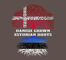 Danish grown, Estonian roots Unisex T-Shirt