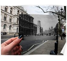 London Postcard - The Cenotaph Poster