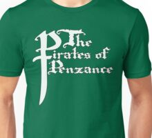 The Pirates Of Penzance logo Unisex T-Shirt