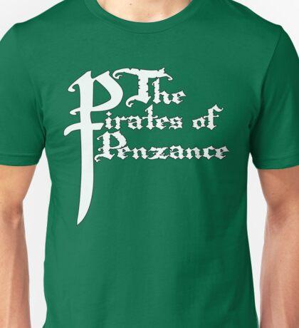 The Pirates Of Penzance logo Unisex T-Shirt