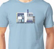 Rietveld Schroderhuis Architecture Tshirt Unisex T-Shirt