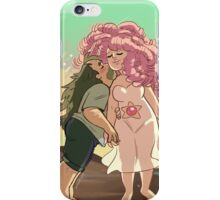 Let me Drive My Van Into Your Heart Steven Universe iPhone Case/Skin
