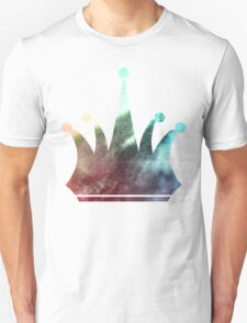 Luxury Redefined Color Crown T-Shirt