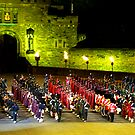 Edinburgh Military Tattoo  by Bev Pascoe