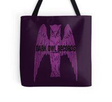 Dark Owl Records Tote Bag