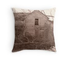 forbidden by time Throw Pillow