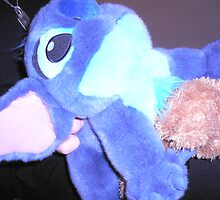 Stich has an Itch by smallville
