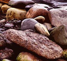 The Beach by wjclark63