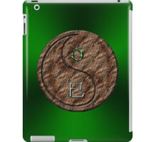Taurus & Snake Yin Earth iPad Case/Skin