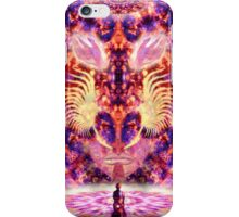 Ayahuasca Shaman iPhone Case/Skin