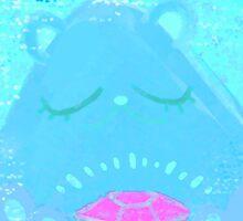 Best Luck Bear (Sea bear) by lemonflower