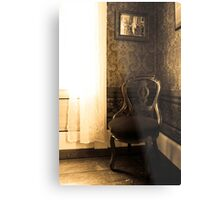 Gone the Days of Color Metal Print
