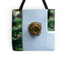 Opportunity Knocks Tote Bag
