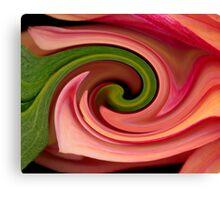 Interpretation-6 Canvas Print