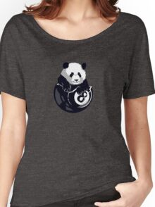 8-Ball Panda Women's Relaxed Fit T-Shirt