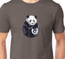 8-Ball Panda Unisex T-Shirt