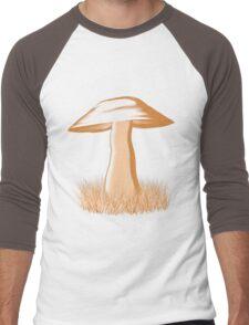 Mushroom 03 Men's Baseball ¾ T-Shirt