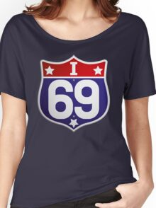 I-69 Women's Relaxed Fit T-Shirt