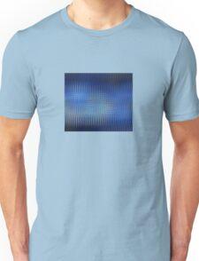 Turquoise Zag Unisex T-Shirt