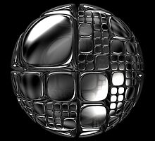 Cubed sphere by digitalillusion