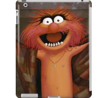 Muppet Maniacs - Animal as Buffalo Bill iPad Case/Skin