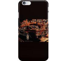Drive-In iPhone Case/Skin