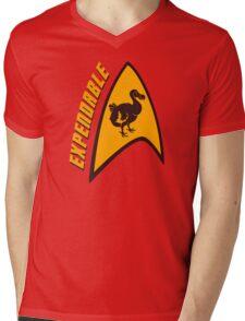 Expendable Dodo Mens V-Neck T-Shirt