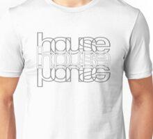 House Mirror White Unisex T-Shirt