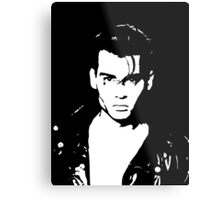 Johnny Metal Print