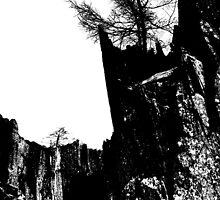 Castle Crag Quarry by David Robinson