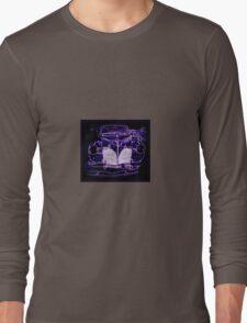 1941 Lincoln Limo Design Long Sleeve T-Shirt