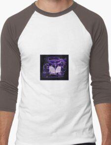 1941 Lincoln Limo Design Men's Baseball ¾ T-Shirt