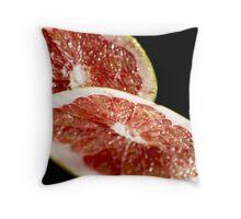 Citrus serving Throw Pillow