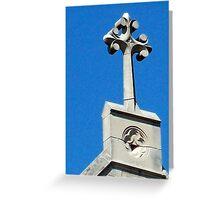 FAITH SERIES NO 6  Greeting Card